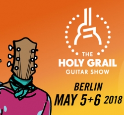 Holy Grail Guitar Show 2018