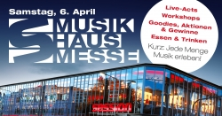 session Hausmesse am 06.04.2019 mit Lakewood Guitars