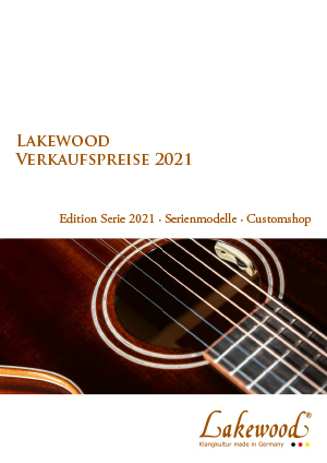 Lakewood Preisliste 2021 Cover